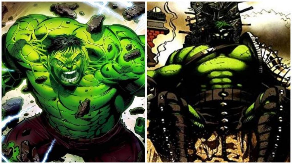 Marvel Bringing Back Its Strongest Hulk