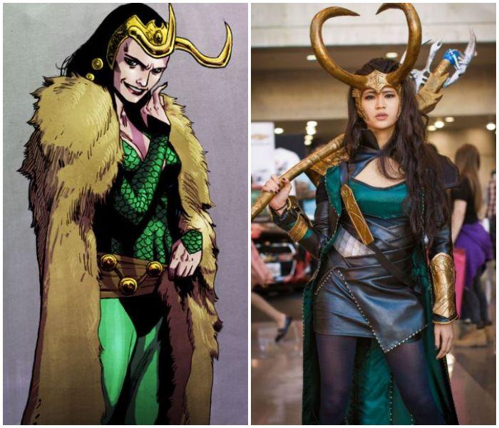 Marvel Turned Loki Into a Woman