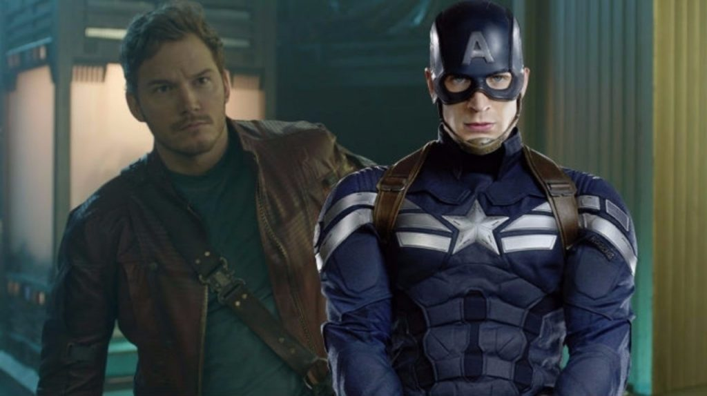 Star-Lord & Captain America Team Up Battle Was Deleted