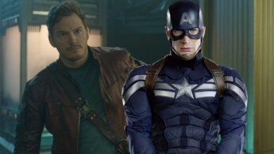 Photo of Star-Lord & Captain America Team Up Battle Was Deleted from Avengers: Endgame