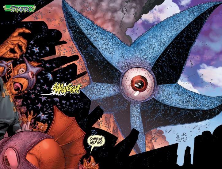 Strongest Enemies of Justice League