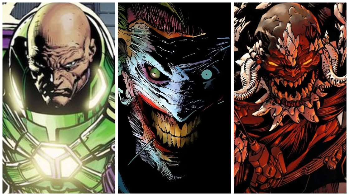 Photo of 10 Strongest Enemies of The Justice League