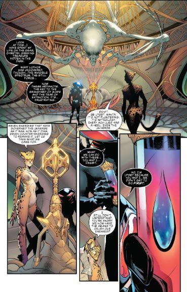 Powerful DC Weapons to Kill Gods