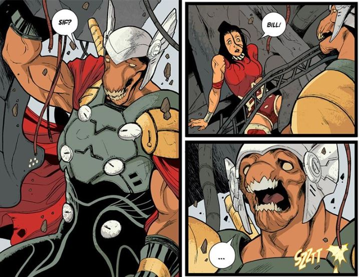 Thor Love And Thunder Introduce Beta Ray Bill