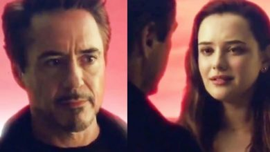 Why Tony's Afterlife Scene Was Cut