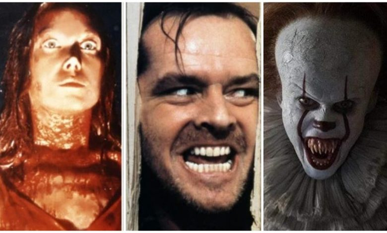 Movies Based on Stephen King Novels