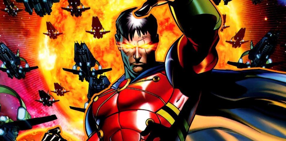 Mutant Superhero Became God in Marvel