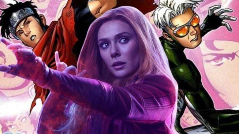 WandaVision Confirms Wanda's Children