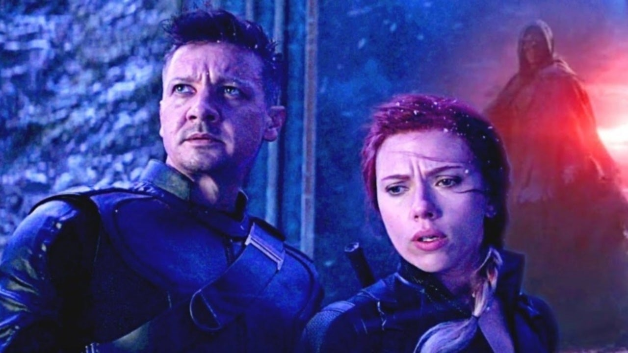 Photo of Avengers: Endgame Concept Art Reveals Thanos Fighting Hawkeye & Widow on Vormir