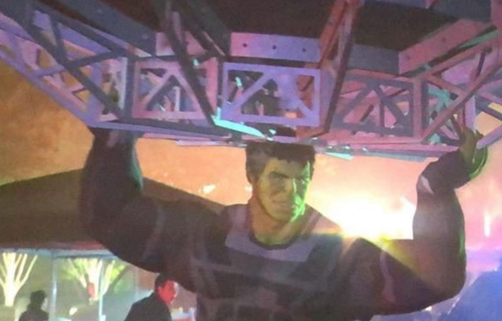 Endgame Superhero Hulk Cut Scene