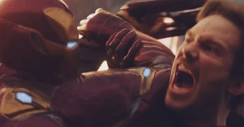 Photo of Star Lord & Iron Man Switched Roles From Infinity War to Endgame