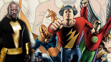 Photo of Black Adam Movie Will Introduce Us to Justice Society of America