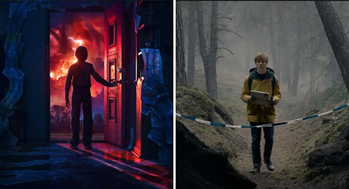 Sci-Fi TV Shows in The Last 5 Years