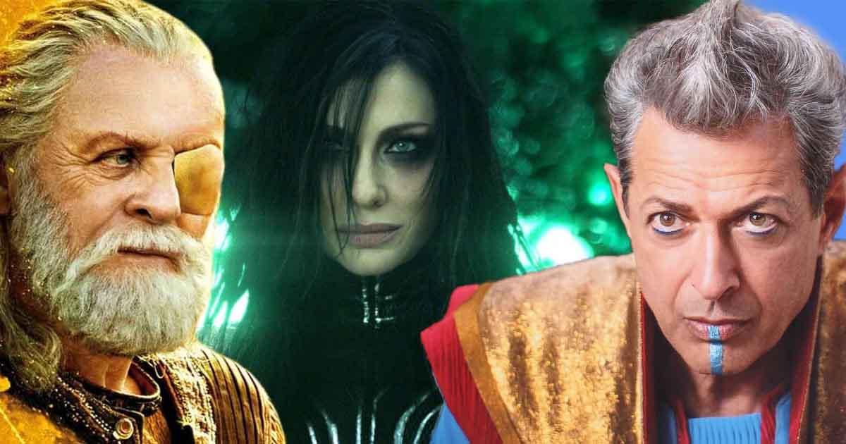 Photo of Thor: Ragnarok Deleted Scenes Show Odin's Alternate Death & Grandmaster's Pursuit