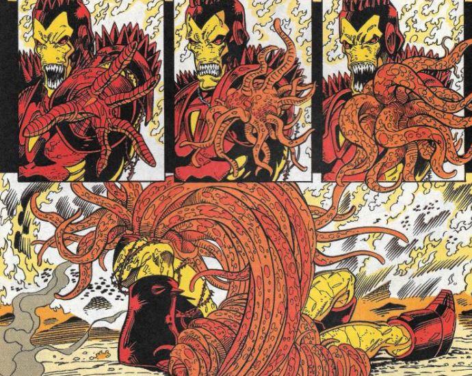 Iron Man Fight Marvel's Deadliest Villain in Space