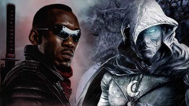 Photo of Moon Knight Could Tie Into Marvel's Blade Movie
