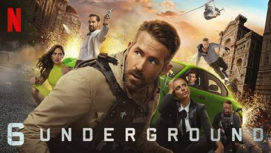 Photo of 6 Underground Starring Ryan Reynolds Has Set Up 8 More Sequels