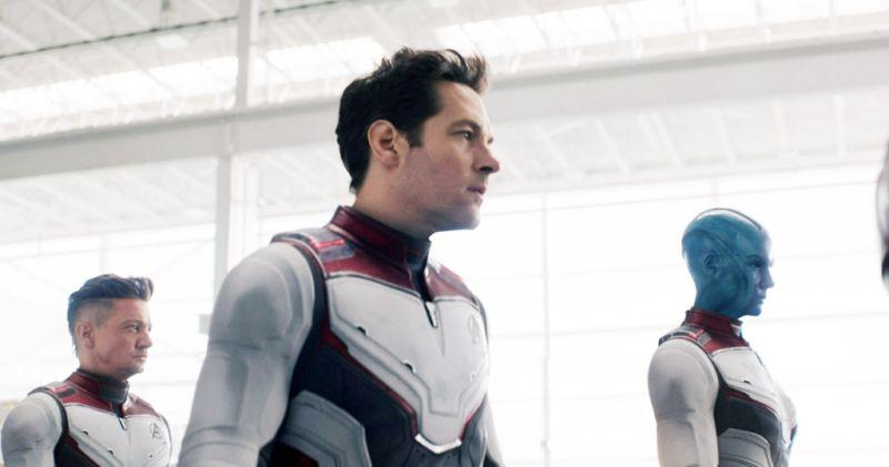 Avengers time heist