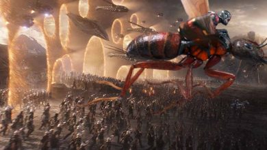 Photo of This Deleted Scene Shows Ant-Man Leading an Army of Giant Ants to Endgame Battle