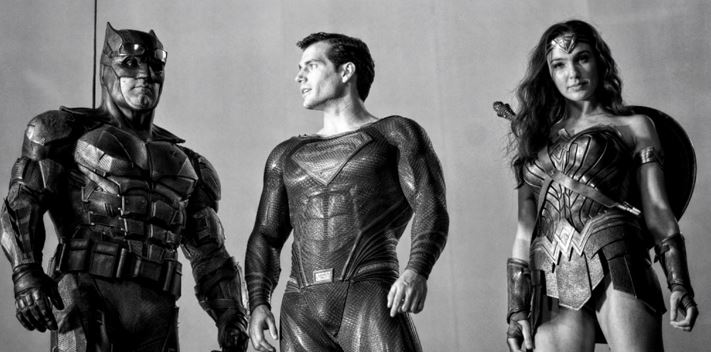 Zack Snyder The Flash Traveling time Justice League