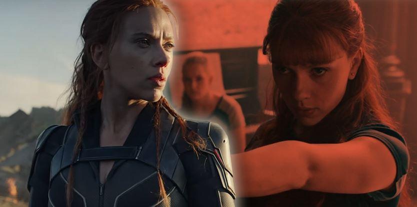 Blonde in Infinity War