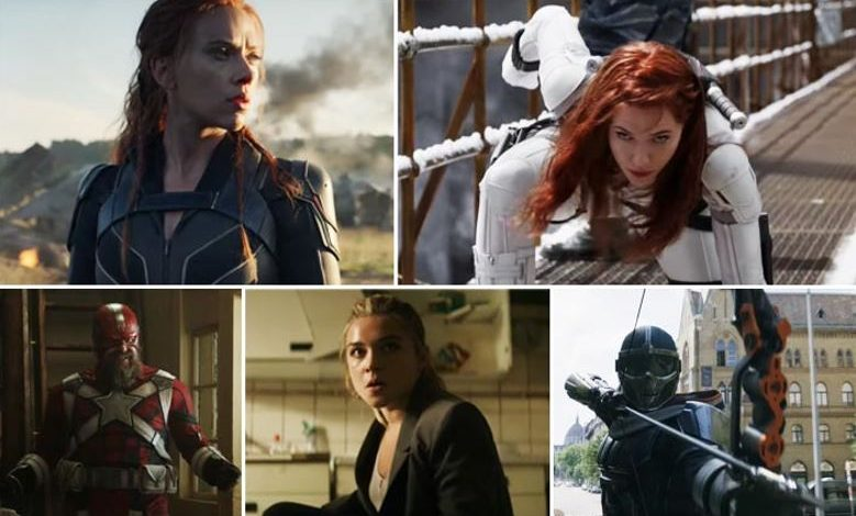 Black Widow Movie in MCU Timeline