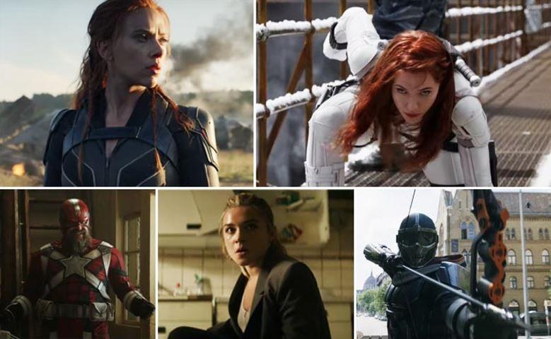 Black Widow Movie in MCU Timeline