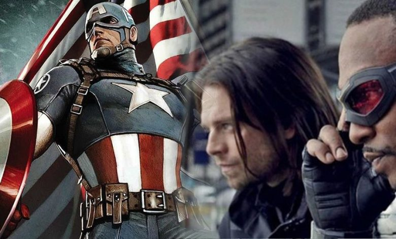 Captain America Return in Falcon And The Winter Soldier