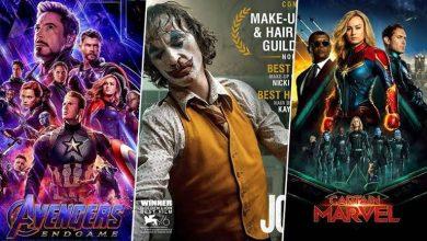 Photo of Captain Marvel, Avengers: Endgame & Joker Have Made The Oscar Shortlists