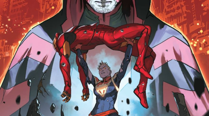 Greatest Comic Book Crossovers of The Decade