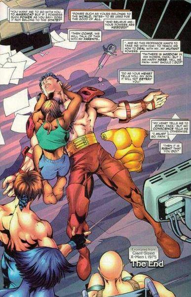 Saddest X-Men Deaths