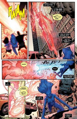 Cosmic Villain Roped in Female Avengers