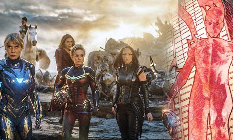Cosmic Villain Roped in Female Avengers Movie