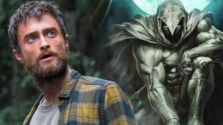 Radcliffe to Play Moon Knight