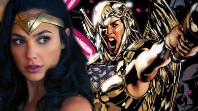 Photo of First Look at Diana's Helmet in Wonder Woman 1984 Revealed
