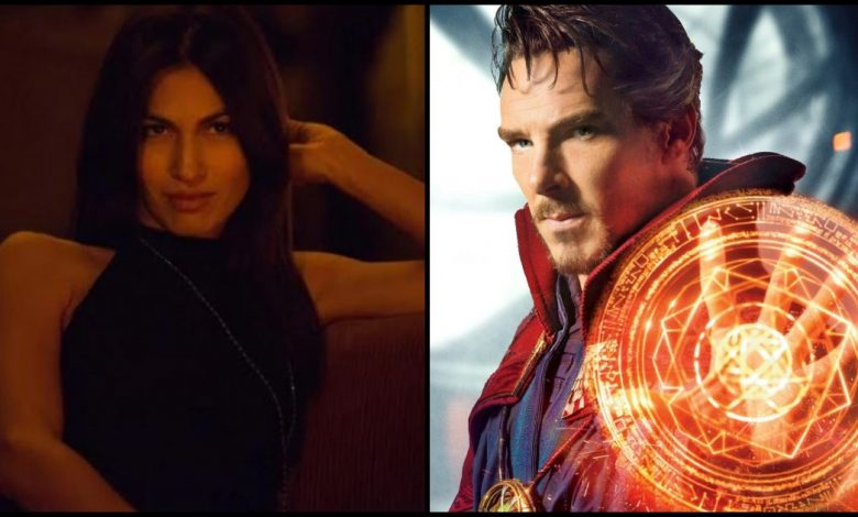 Doctor Strange And Elektra Superhero Couple