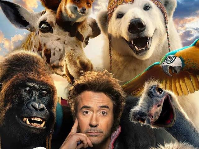 Robert Downey Jr in Dolittle TV Spot RDJ's Dolittle Bombs at Box Office. Bad Boys 3 is a Major Success