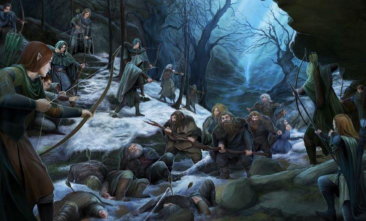 Dwarves & Elves