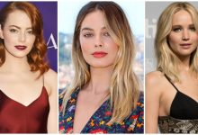 Famous Actresses in The World