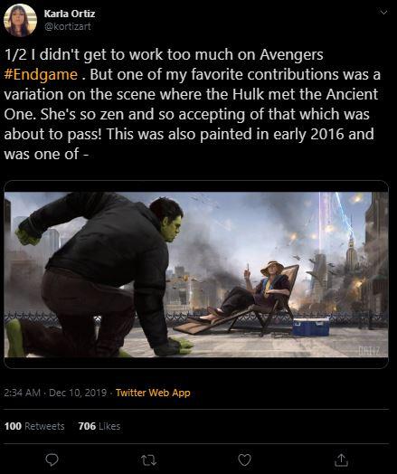 Endgame New Deleted Scene