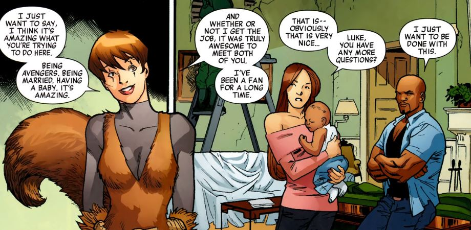 Facts About Squirrel Girl