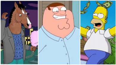 Famous Animated Sitcoms