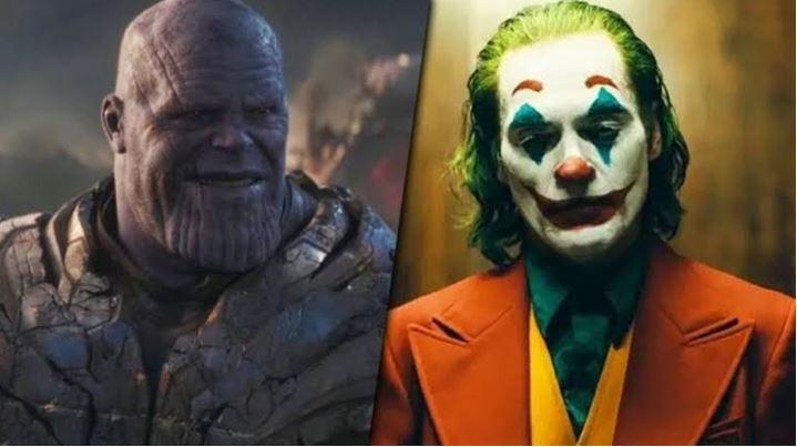 Joker Nominated