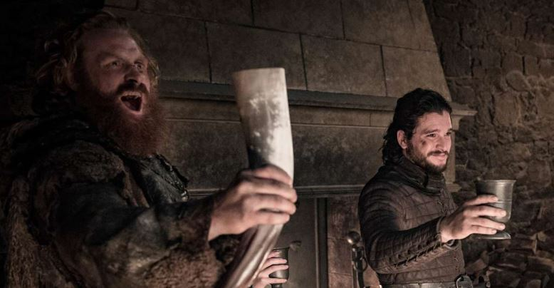 Bromances in Game of Thrones