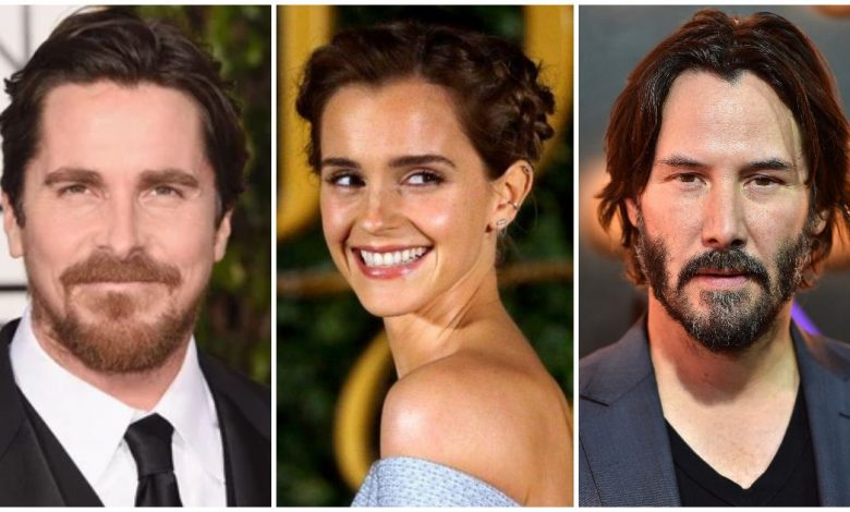Leading Stars For Warner Bros Movies
