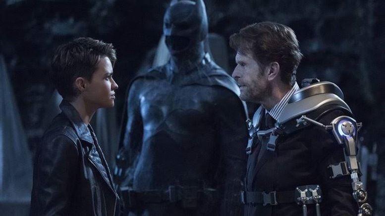 Kevin Conroy's Bruce Wayne Cameo