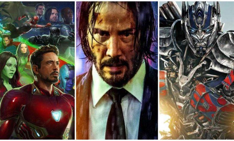 Decade Defining Movie Franchises