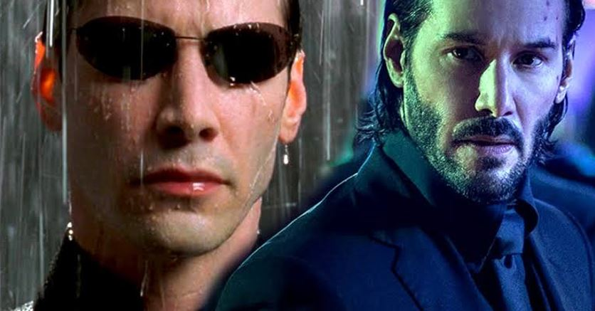 Matrix 4 Same Release Date as John Wick Chapter 4