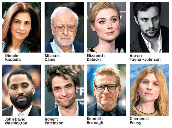 New Christopher Nolan Movie Tenet Trailer