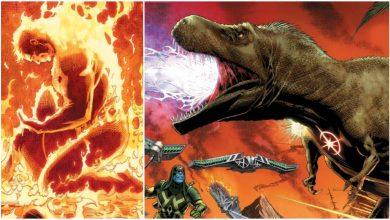 Origin Story of Earth in Marvel Comics